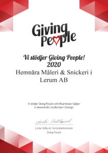 Giving people diplom